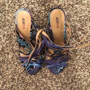 JustFab Shoes - Heels
